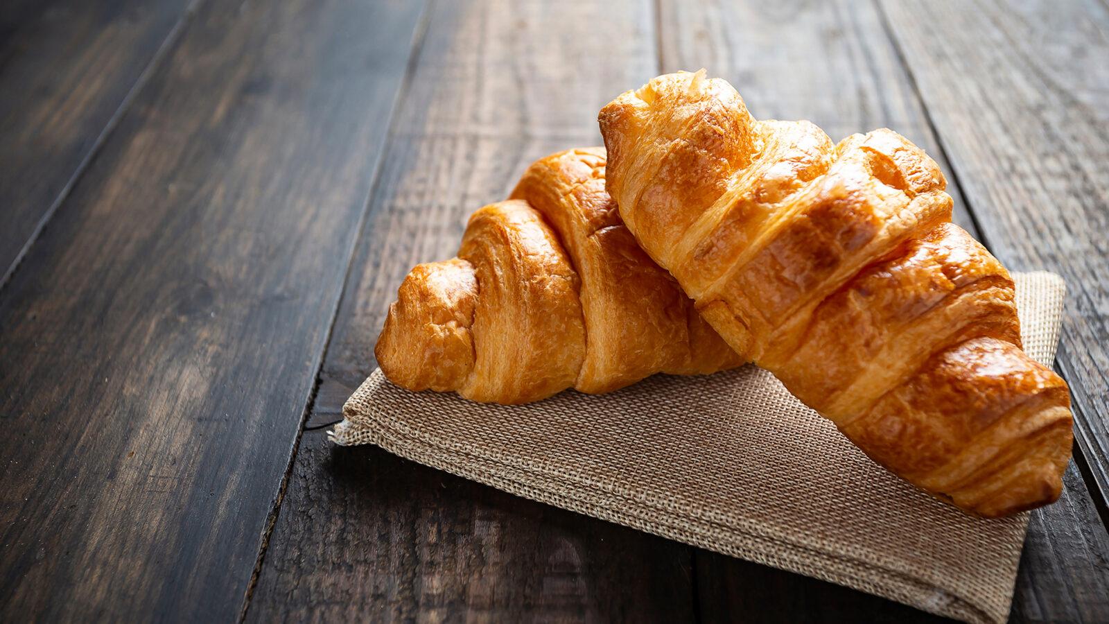 Croissant Recheado